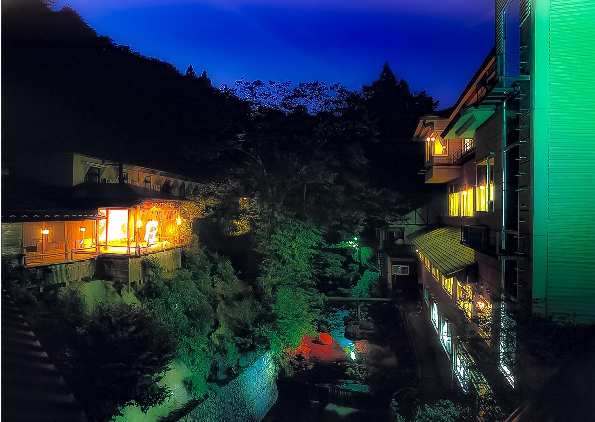 新潟|よもぎひら温泉 花の宿 よもやま館