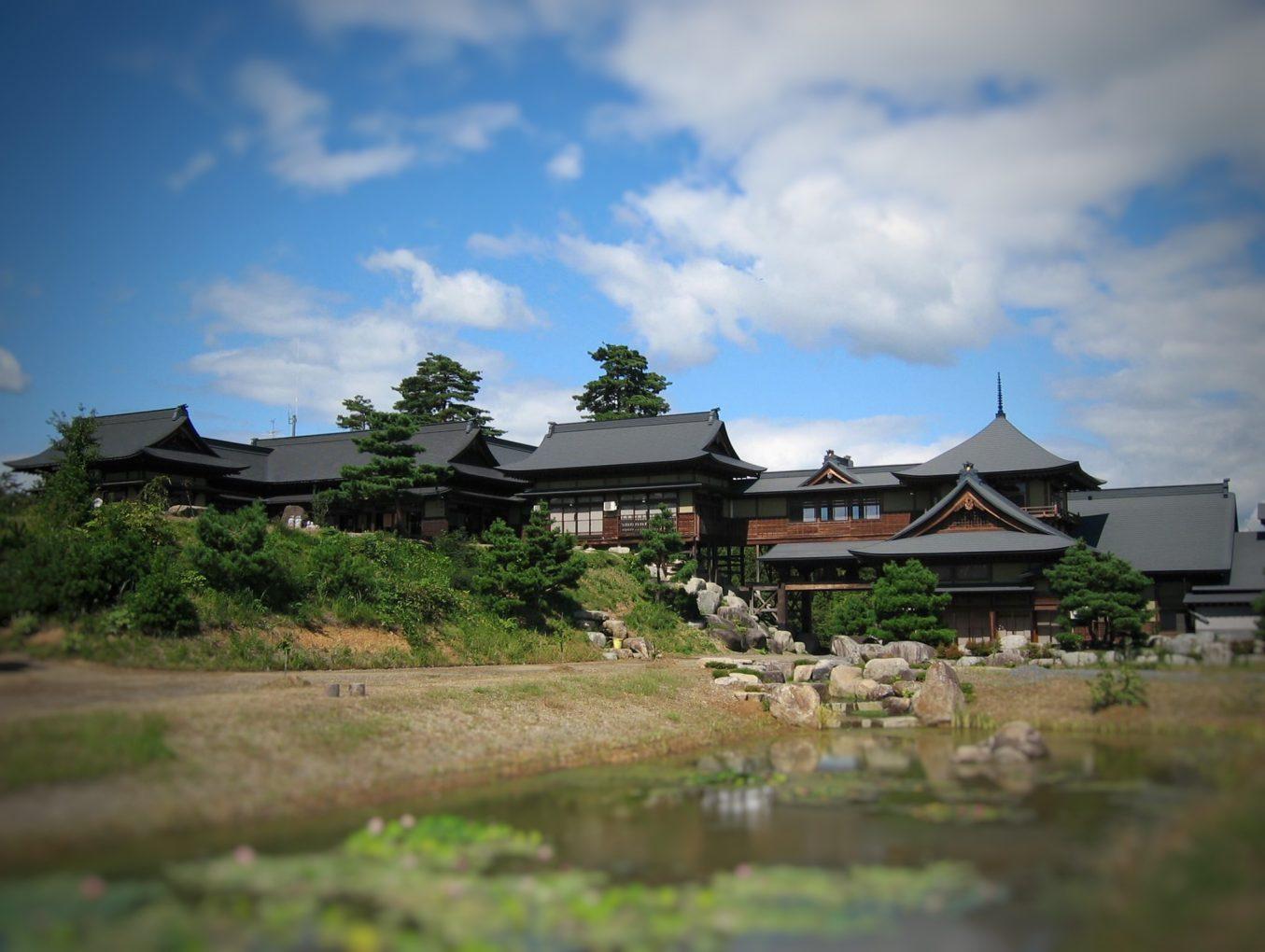 福島|会津坂下 割烹旅館 松林閣