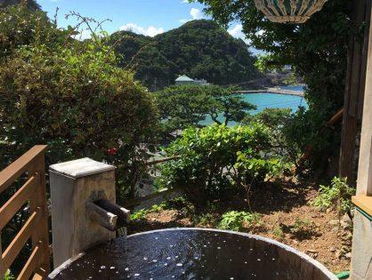 静岡|雲見温泉 かわいいお宿 雲見園(募集終了)