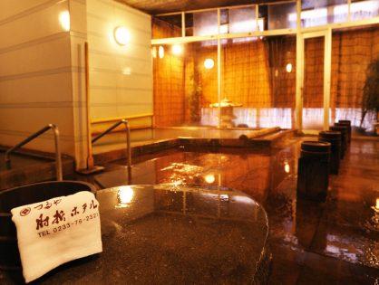 山形 肘折温泉 つたや肘折ホテル