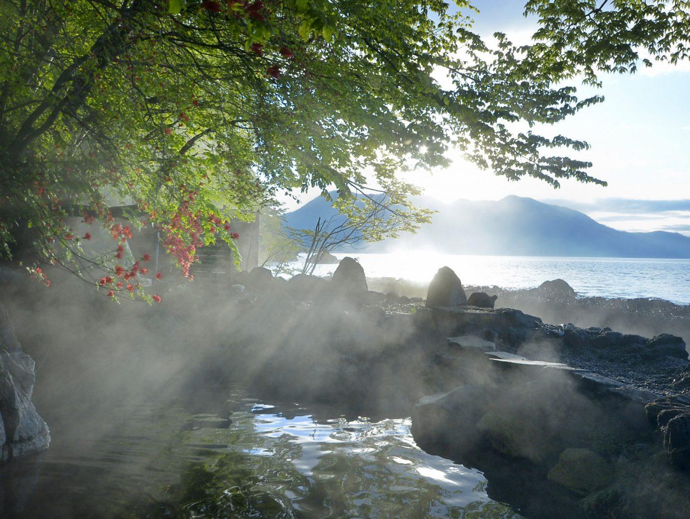 北海道|支笏湖 丸駒温泉旅館