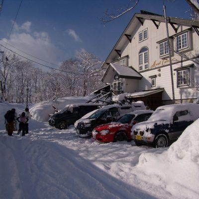 新潟|赤倉 自然旅人の宿 モン・セルヴァン
