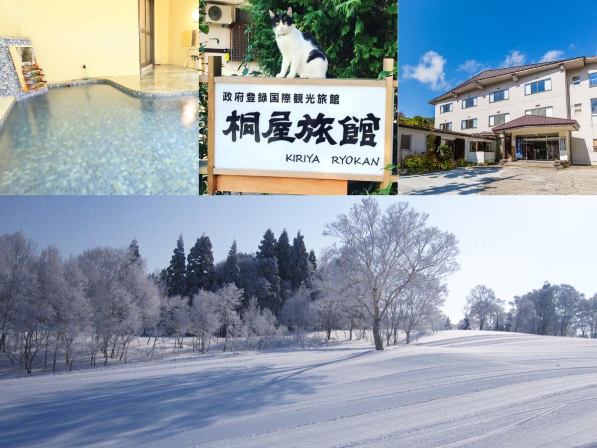 長野|野沢温泉 桐屋旅館