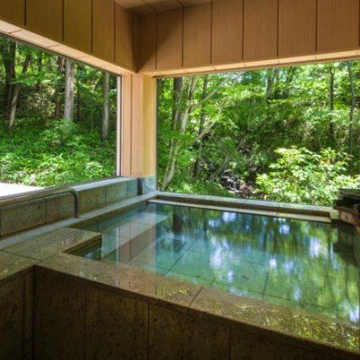 栃木|那須高原温泉 こころのおやど 自在荘